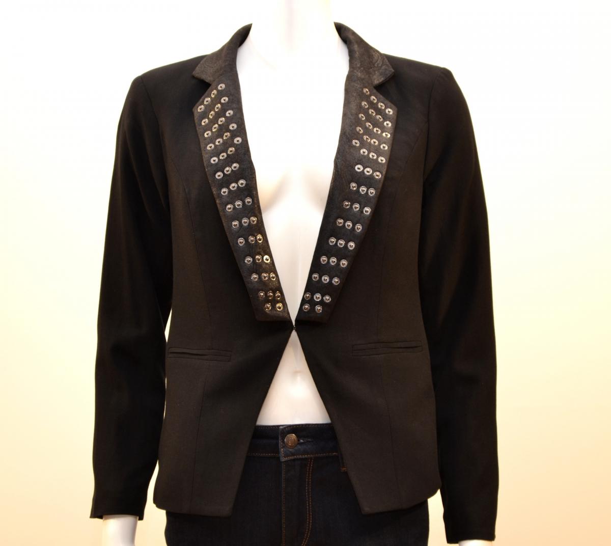 Vêtements Denmark 5532 Veste Nu 35 Black De Marque n5vqXPH
