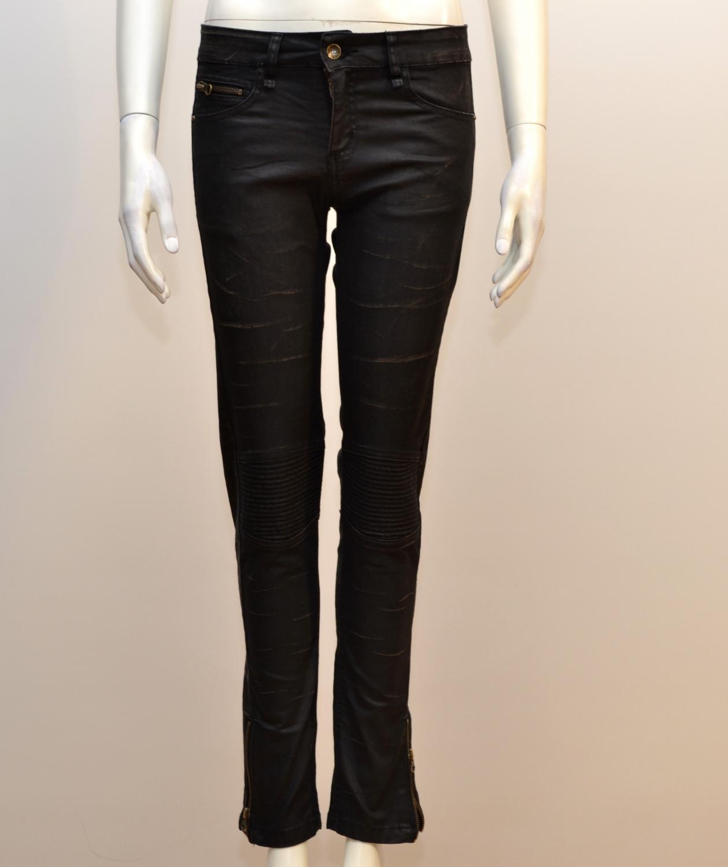 Vêtements R867 Sept H4pas7 Huit Six Pantalon Noir Ou wOn08Pk